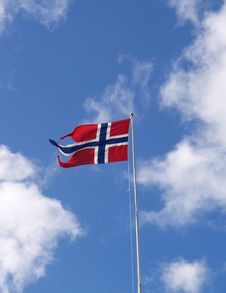 Free Flag Of Norway Stock Image - 4618241