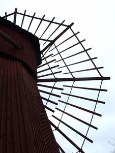 Free Windmill From By-gone Days Royalty Free Stock Photography - 4618427