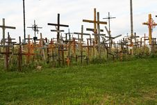 Free Jesus Christ On The Rood Stock Image - 4618621