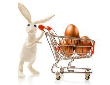 Plasticine Rabbit Royalty Free Stock Photography