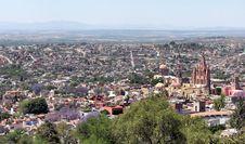 Free San Miguel De Allende Royalty Free Stock Photo - 4619105
