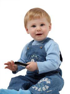 Free Baby Boy Royalty Free Stock Photos - 4619278