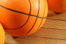 Free Basketball Royalty Free Stock Photo - 4619425