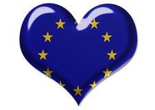 European Flag Stock Images