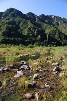 Free River And Mountain Stock Photos - 4619713