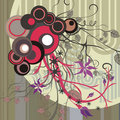 Free Abstract Floral Design Royalty Free Stock Images - 4621179