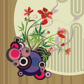 Free Abstract Floral Design Stock Images - 4621184