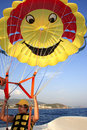 Free Parasailing Royalty Free Stock Photo - 4624665