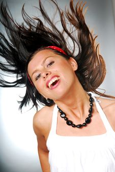 Free Young Woman Royalty Free Stock Photo - 4620055
