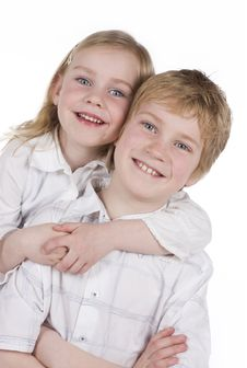 Free Brother And Sister Stock Photos - 4620493