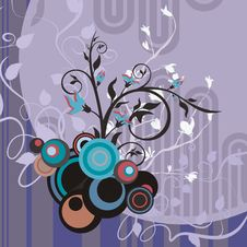 Free Abstract Floral Design Stock Images - 4620684