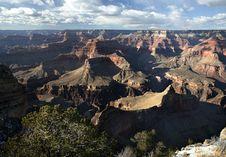 Free Grand Canyon Shadows Royalty Free Stock Image - 4622786