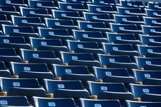 Free Stadium Seating Royalty Free Stock Images - 4622889