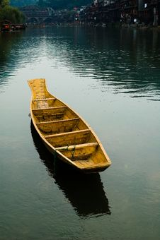 Free THE BOAT IN CHINA Royalty Free Stock Image - 4623156