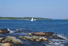 Free Sailboat Royalty Free Stock Photo - 4623375