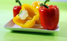 Free Peppers Stock Image - 4623511