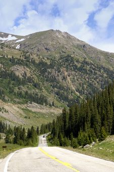 Free Independence Pass Colorado Stock Photo - 4623570