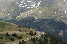 Free Independence Pass Colorado Royalty Free Stock Image - 4623576