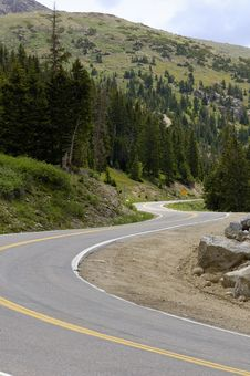 Free Independence Pass Colorado Royalty Free Stock Photos - 4623598