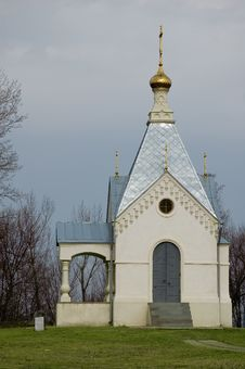 Free Small Cossack Chapel Royalty Free Stock Image - 4624496