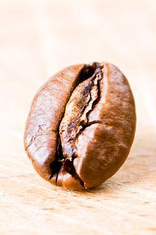 Free Coffee Bean Close Up Stock Photo - 4624680