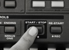 Free Synthesizer Royalty Free Stock Photos - 4624818