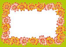 Free Flower Frame Stock Image - 4624831
