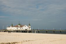 Free Beach In Mecklenburg, Germany Stock Image - 4625321