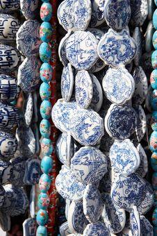 Free Decorative Beads Royalty Free Stock Image - 4625796
