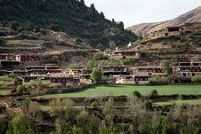 Free Tibetan Village Royalty Free Stock Photo - 4626495