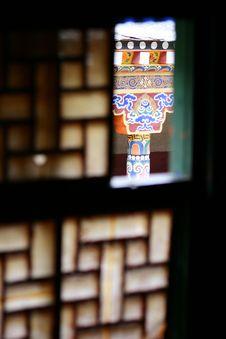 Free Tibetan Style Royalty Free Stock Photo - 4626655