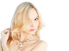 Free Staring Beauty Girl In Soft Colors Royalty Free Stock Photo - 4626715