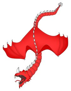 Free Dragon Stock Photography - 4627232