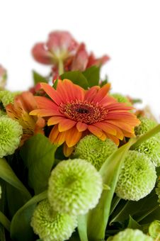 Free Close-up Bouquet Of Flowers Stock Images - 4627514