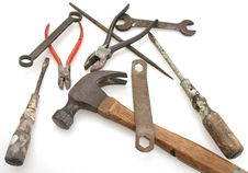 Free Vintage Hammer And Tools Stock Photos - 4627983