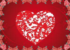 Free Heart Royalty Free Stock Image - 4628356
