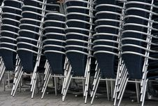 Free Chairs Royalty Free Stock Image - 4628416