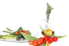 Free Vegetables And Flower Stock Image - 4628831