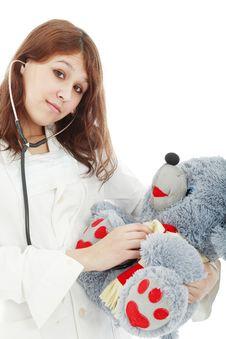 Free Bear Royalty Free Stock Photo - 4628865