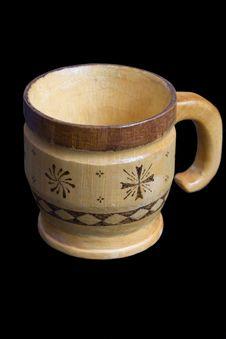 Free Handicraft Wooden Glass Stock Photos - 4629273