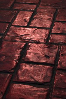 Free Red Tiles Stock Image - 4629291