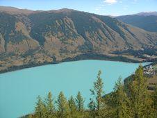 Free Lake In Xing Jiang09 Stock Photo - 4629310