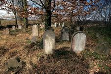 Free Jewish Cemetery Stock Photos - 4629813