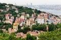 Free Istanbul Cityscape Stock Image - 46217041