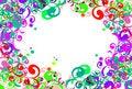 Free Swirl Back Stock Images - 4638524