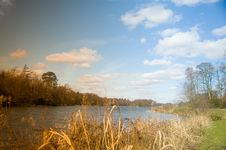 Free Portrait Of The Lake Stock Image - 4630341