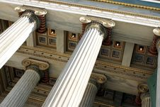 Free Architecture Detail From Greece Royalty Free Stock Images - 4630959