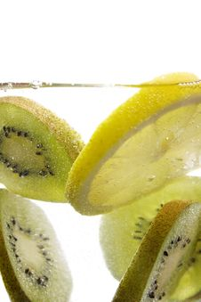 Free Beauty Fruits And Water Stock Photos - 4631143