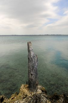 Free Abstract Sea Landscape Stock Photography - 4631152