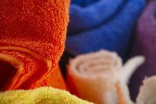 Free Bath Towels Stock Photo - 4631330